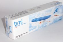 Airbus A320 BMI British Midland Premier Planes Collectors Model Scale 1:200 p